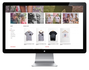 Mẫu thiết kế website - Web HD 04